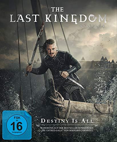 Blu-ray - The Last Kingdom - Staffel 4 [Blu-ray]