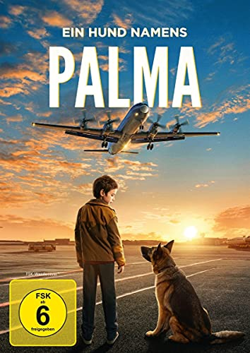 DVD - Ein Hund namens Palma