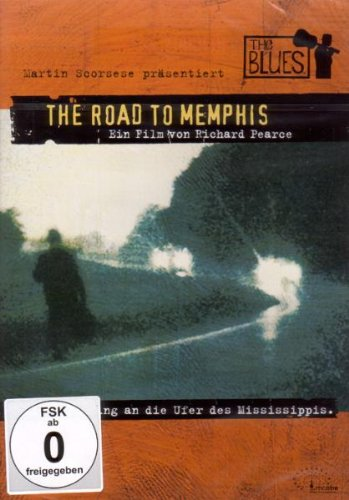 DVD - The Blues - The Road to Memphis (Martin Scorsese präsentiert)