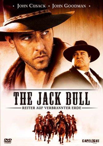 DVD - The Jack Bull - Reiter auf verbrannter Erde