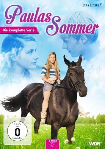 DVD - Paulas Sommer - Die komplette Serie (2 DVD SET)