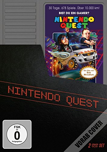 DVD - Nintendo Quest (Limited 2-Disc Collector's Edition)