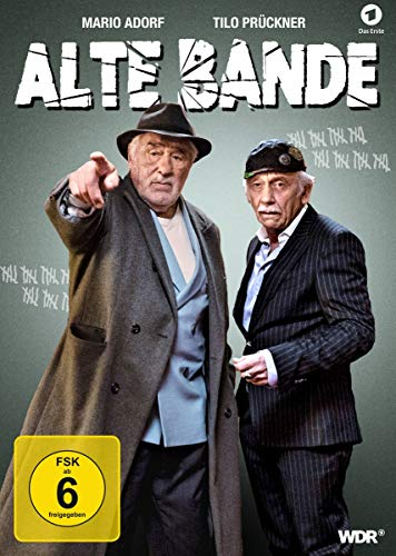 DVD - Alte Band