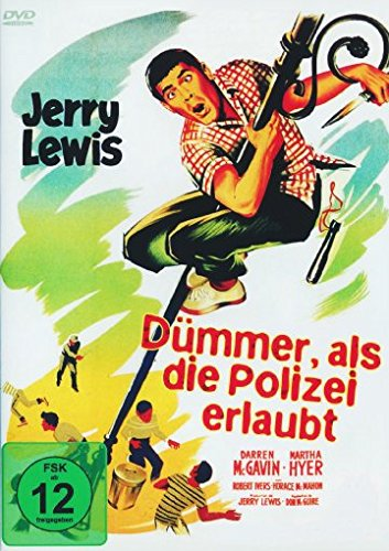 DVD - Dümmer, als die Polizei erlaubt