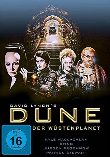 DVD - Dune - Der Wüstenplanet (Lynch)