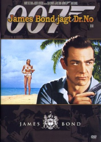 DVD - James Bond 007 - Jagt Dr. No