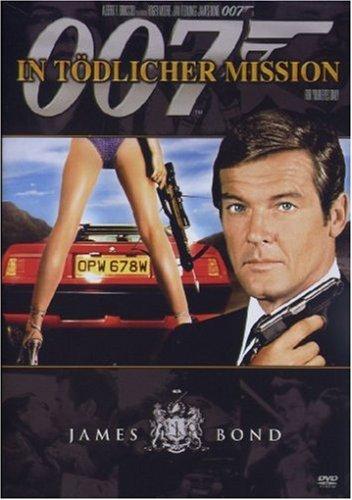 DVD - James Bond 007 - In tödlicher Mission