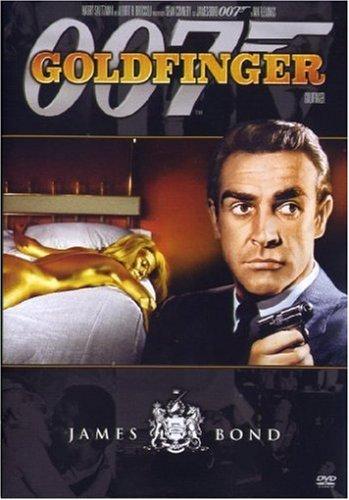 DVD - James Bond 007 - Goldfinger