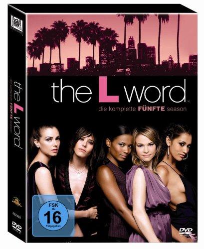 DVD - The L Word - Staffel 5