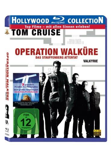 Blu-ray - Operation Walküre - Das Stauffenberg Attentat