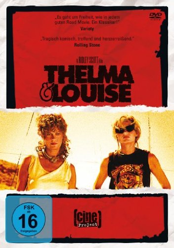 DVD - Thelma & Louise (cine Project)