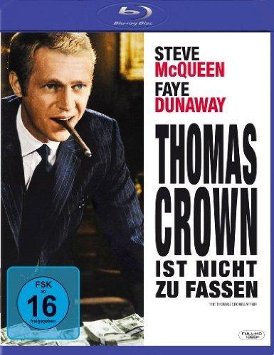 Blu-ray - Thomas Crown ist nicht zu fassen - The Thomas Crown Affair