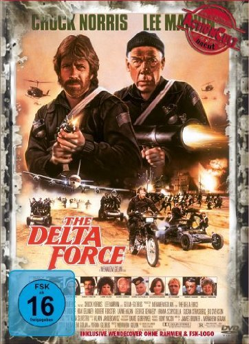 DVD - The Delta Force