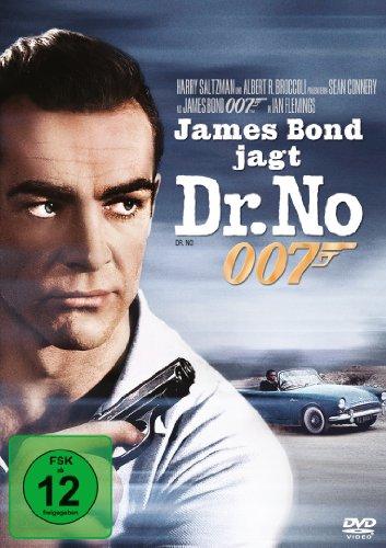 DVD - James Bond 007 - Jagt Dr. No