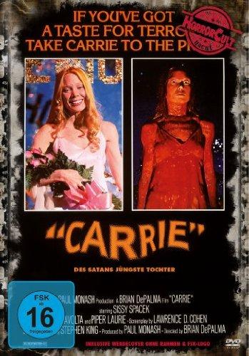 DVD - Carrie - Des Stans jüngste Tochter
