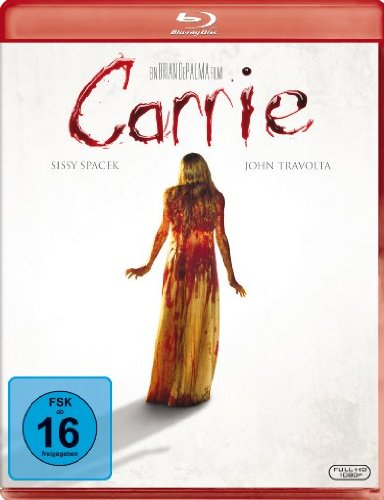 Blu-ray - Carrie - Des Satans jüngste Tochter