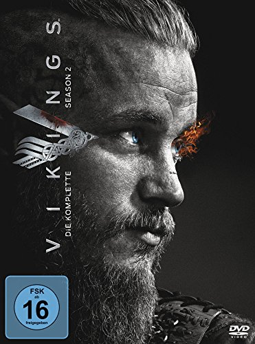 DVD - Vikings - Staffel 2