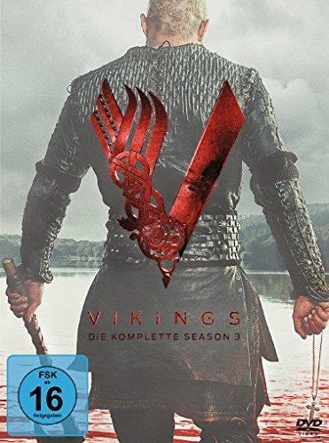 DVD - Vikings - Staffel 3