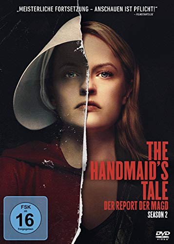 DVD - The Handmaid's Tale - Staffel 2