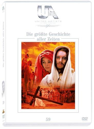 DVD - Die größte geschichte aller zeiten