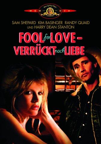DVD - Fool For Love - Verrückt nach Liebe