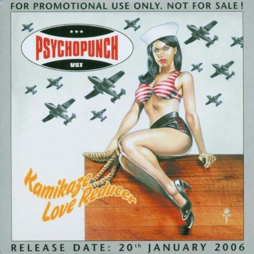 Psychopunch - Kamikaze Love Reducer