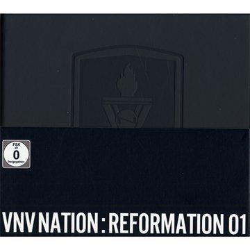 VNV Nation - Reformation 01 (2CD 1DVD SET) (Limited Edition)