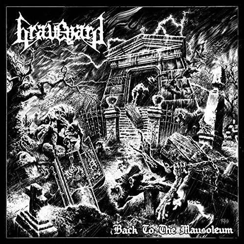 Graveyard (Spain) - Back In The Mausoleum