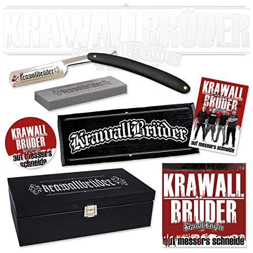 Krawallbrüder - Auf Messers Schneide (Ltd.Boxset)