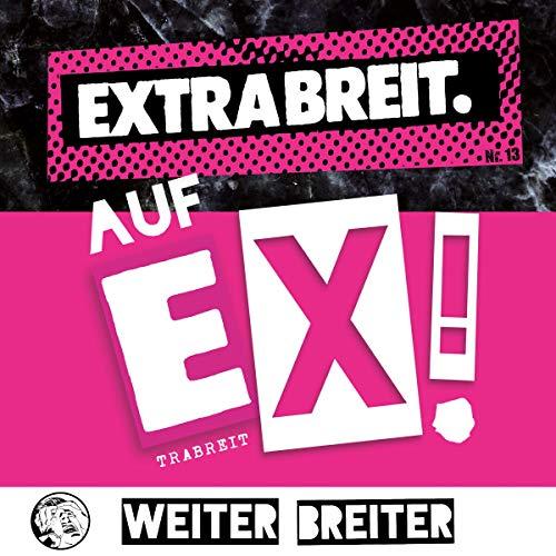 Extrabreit - Auf Ex! - Vinyl der Woche bei Silver Disc