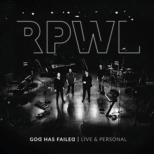RPWL - God Has Failed-Live & Personal (Digipak)