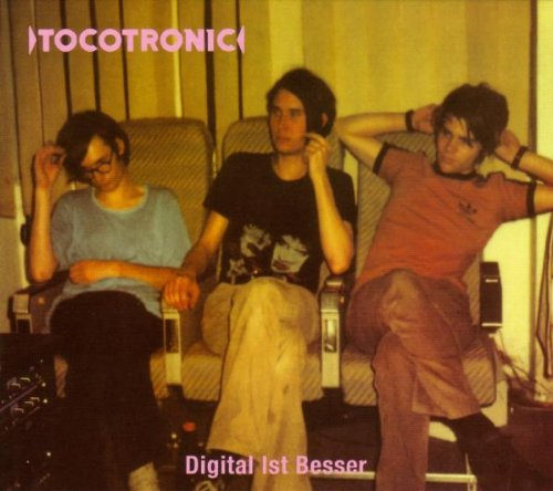 Tocotronic - Digital Ist Besser (Doppel LP + Bonustracks) [Vinyl LP]