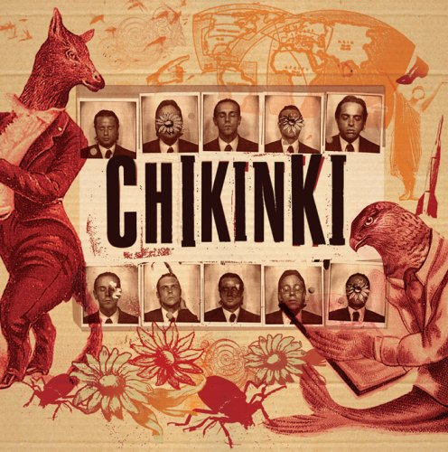 Chikinki - Brace, brace