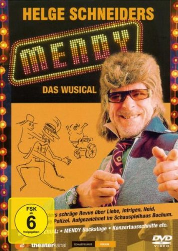 DVD - helge Scheiners mandy - Das Wusical