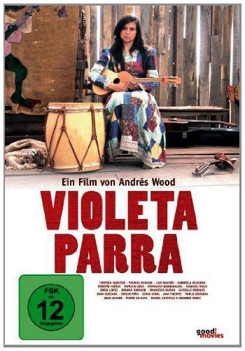 DVD - Violeta Parra (OmU)