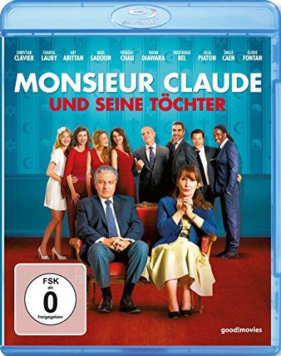 Blu-ray - Monsieur Claude und seine Töchter
