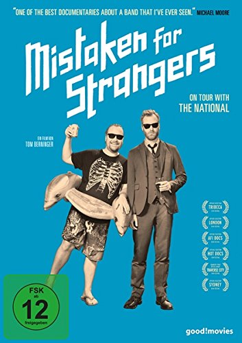 DVD - Mistaken For Strangers (Limited First Edition)