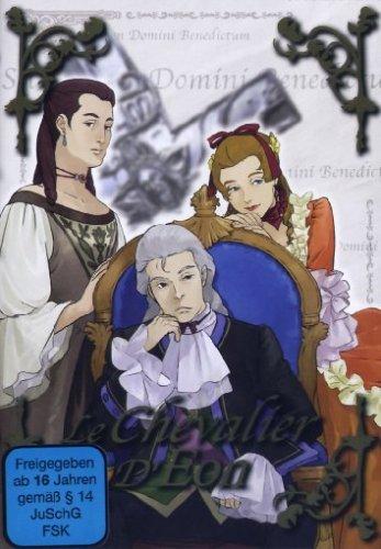 DVD - Chevalier D'Eon 8 (Folgen 22 - 24)