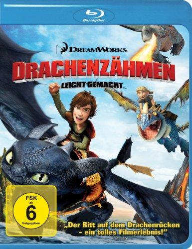 Blu-ray - Drachenzähmen leicht gemacht