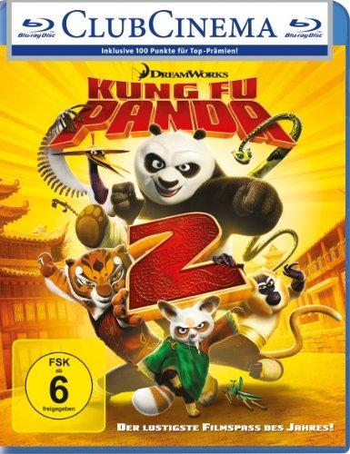 Blu-ray - Kung Fu Panda 2