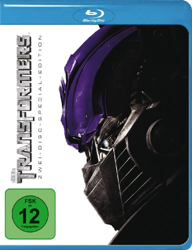 Blu-ray - Transformers (2-Disc-Special-Edition)