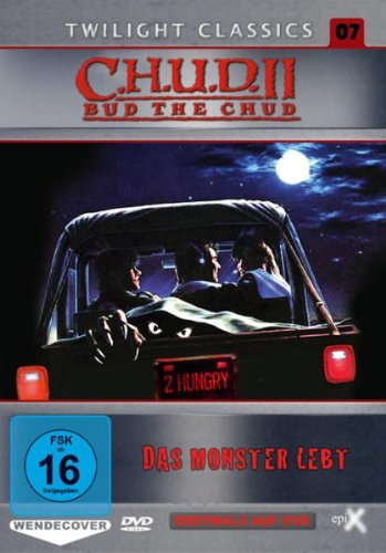 DVD - C.H.U.D.II - Bud The Chud (Twilight Classics 07)