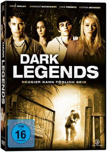 - Dark Legends - Neugier kann tödlich sein