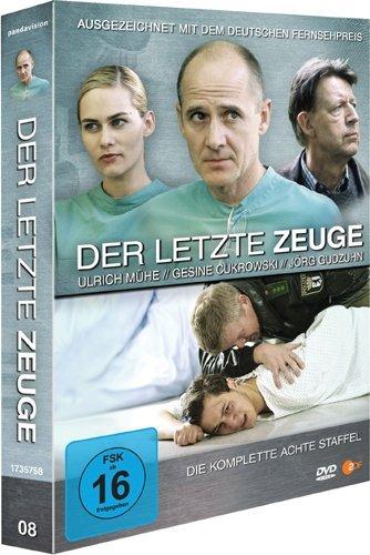DVD - Der letzte Zeuge - Staffel 8