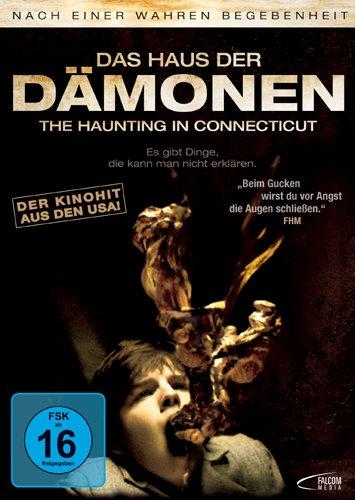 DVD - Das Haus der Dämonen