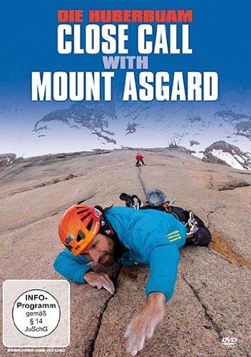 DVD - Die Huberbuam - Close Call with Mt. Asgard