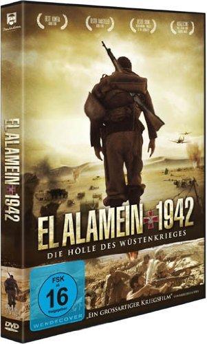 DVD - El Alamein 1942 - Die Hölle des Wüstenkrieges