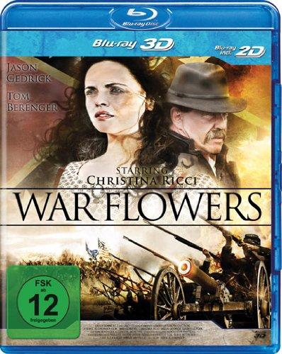 Blu-ray - War Flowers 3D (incl. 2D Version)