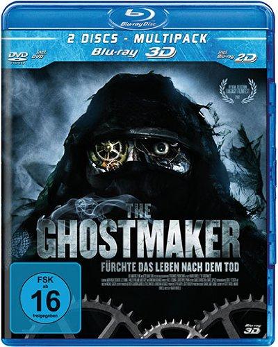 Blu-ray - The Ghostmaker 3D - Fürchte das Leben nach dem Tod