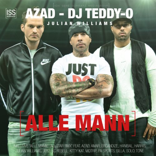 Azad - Alle Mann (Maxi)